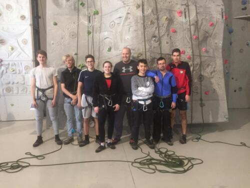 Nachwuchs - 2019 - Kletter-Event